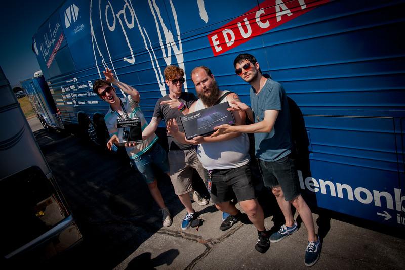 2012_06_21, Irvine, CA, Avid, Vans Warped Tour, Music Festival, lb.org, Stepdad, Avid Giveaway