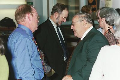 2003 Gates Chair Reception