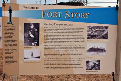 Ft. Story, Virginia : 01 January 2011