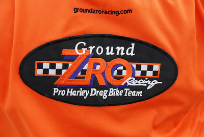 Ground Zero Racing - Harley Drag Bikes