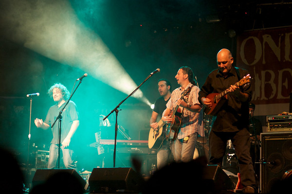 Concerto Modena CIty Ramblers - Beinasco 17 settembre 2010