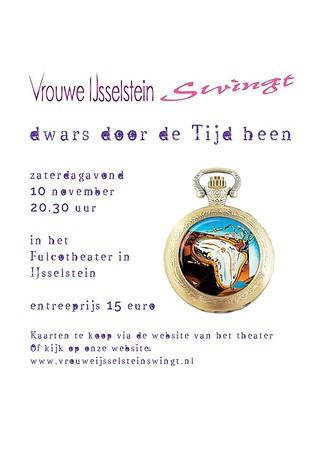 2018-1110 Vrouwe IJsselstein Swingt Show