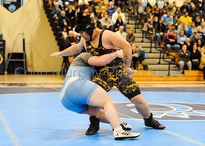 1.29.20 Chesapeake vs. Northeast JV wrestling