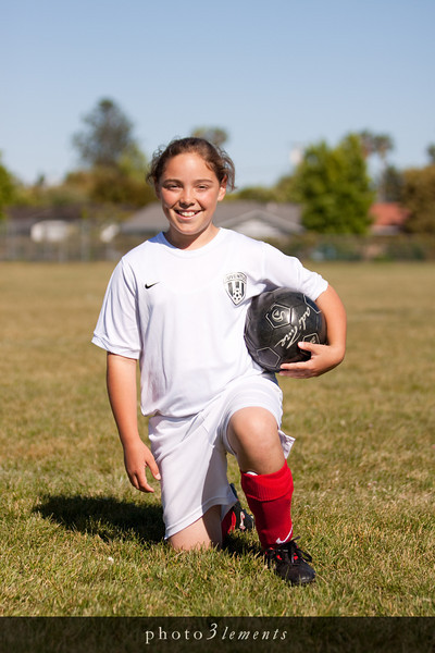 Jackie's Soccer Game
