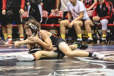 Wrestling: Broad Run, Heritage, Independence, Tuscarora by Tim Gregory on January 15, 2020