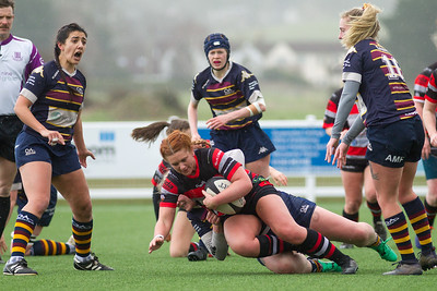 Cheltenham Ladies Rugby V Old Albanians Ladies - 1st March 2020