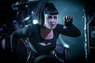 KMFDM @ Delmar Hall