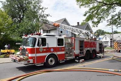 Dwelling Fire - 953 North Street, Rochester, NY - 8/12/21