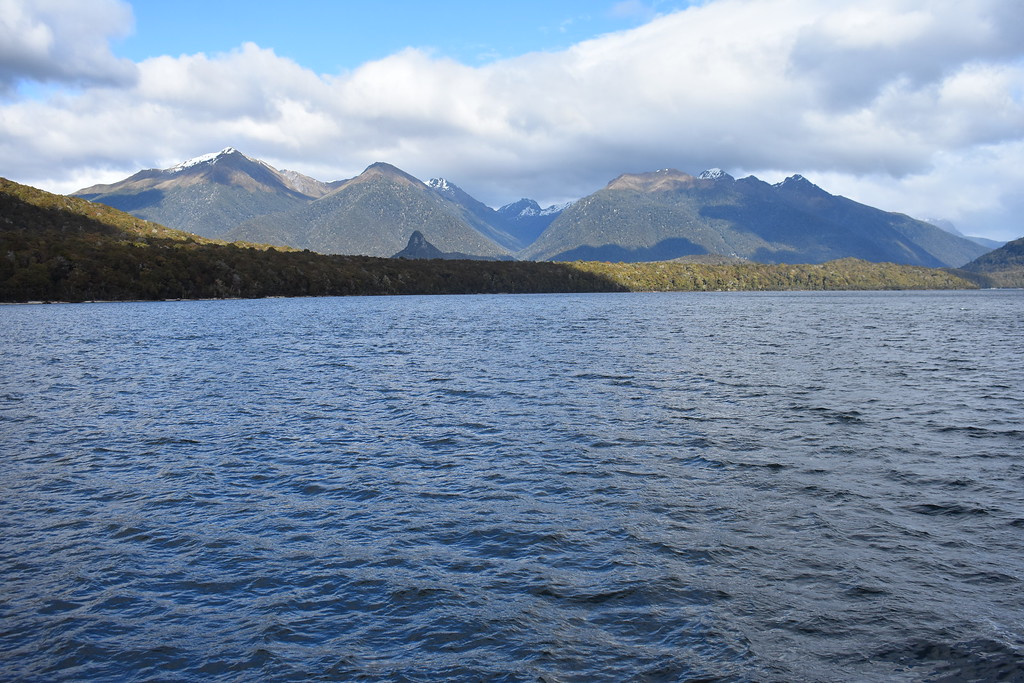 Lake Manapouri Doubtful Sound