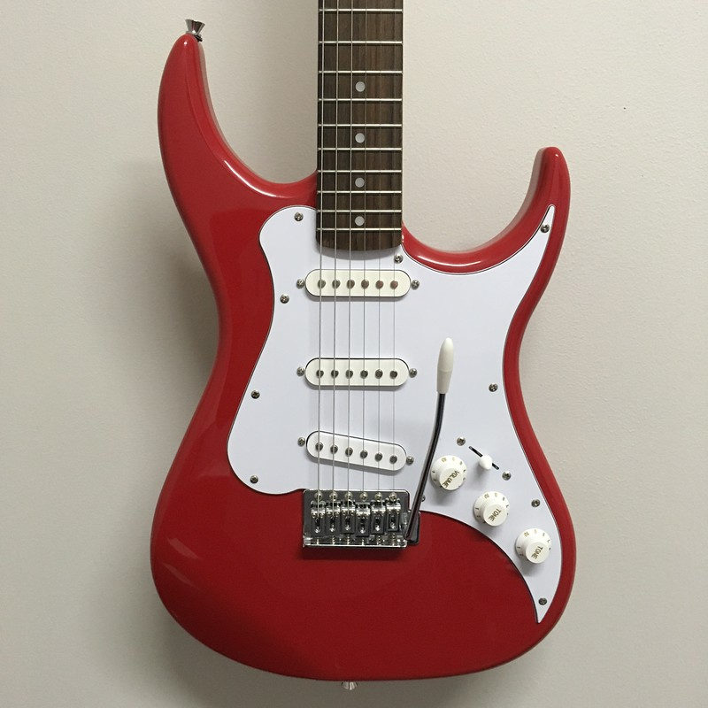 Axl Headliner Electric Guitar, Red