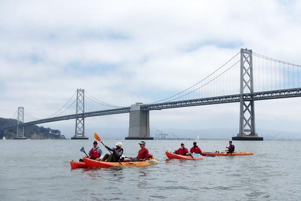 SF Bay Kayaking: July 14, 2013