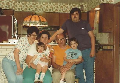 Rodden Family