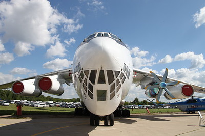 Il-76LL TV7-117ST (LII Gromov)
