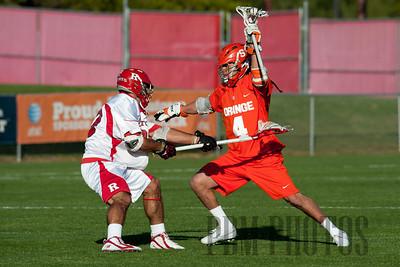 Rutgers v Syracuse 04-18-2010