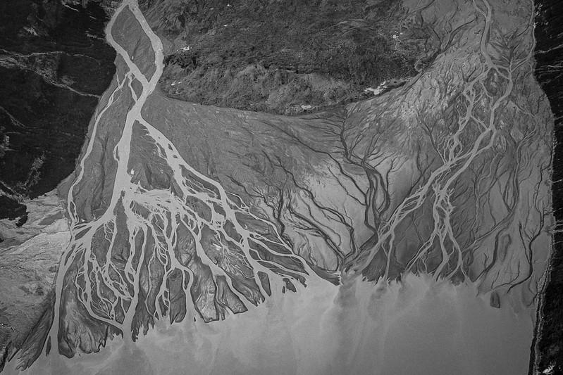 Muir Glacier Meets the Sea