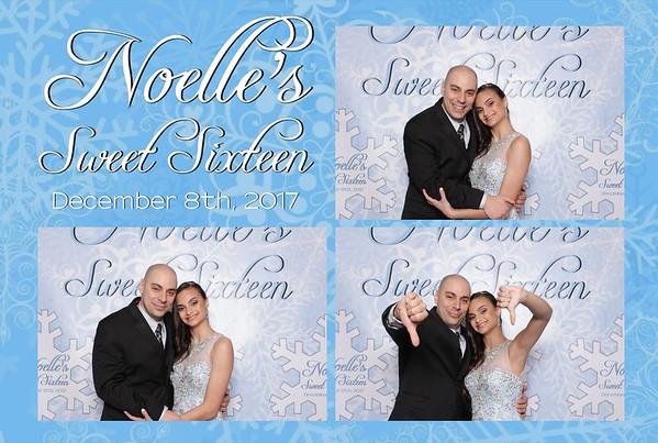 Noelle's Sweet 16