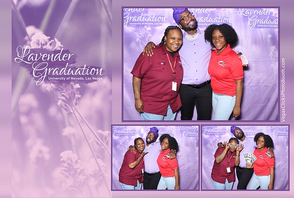 UNLV Lavender Graduation