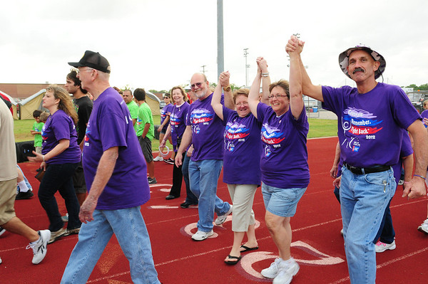 Relay For Life 2012-South Brazoria County-4/13/12