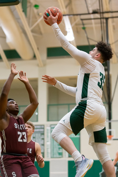 Central Dauphin vs. State College   February 7, 2020