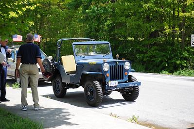 Parade - Welcome Home Veterans