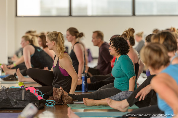 2015 Downtown Yoga Festival