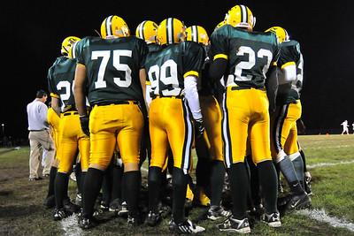 Varsity Football - Perry 2009