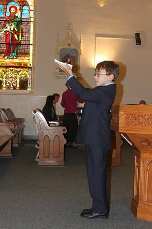 Sts Joe and Paul First Communion Nov 2011