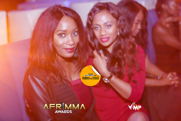 Afrimma Welcome Party