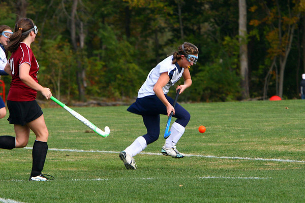 Southfield vs. Portsmouth Abbey - Oct 25, 2008