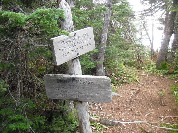 2011 Appalachian Trail, August