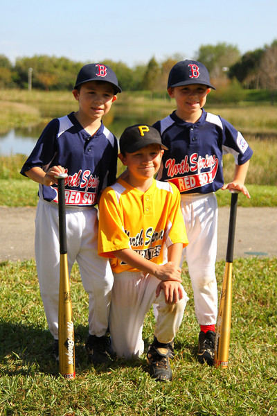 2014 NSLL Pirates Team Pictures
