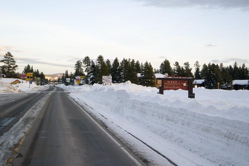 W. Yellowstone, MT