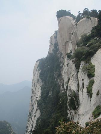 June 2011: Huashan and The World's Most Dangerous Hiking Trail