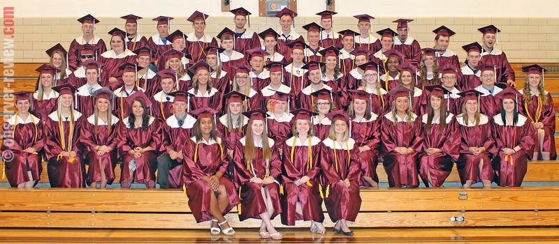 Odessa-Montour graduation 2013