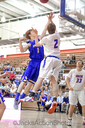Playoff game: Rampart at Cherry Creek - February 27 2016