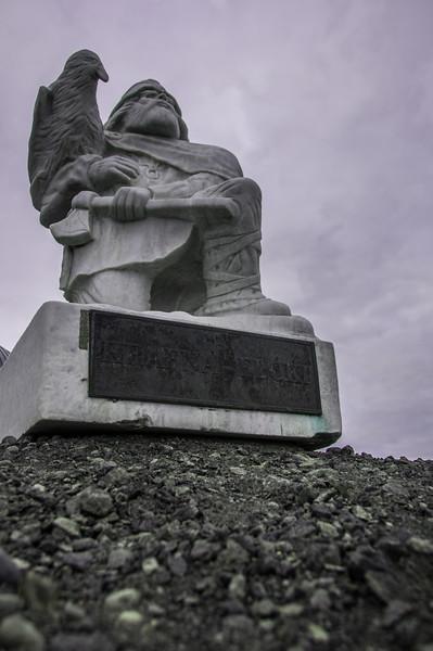 2016.05.20 - Reykjavik, Iceland. Viking museum.