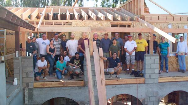 November 2014 Puerta Hermosa Build Trip