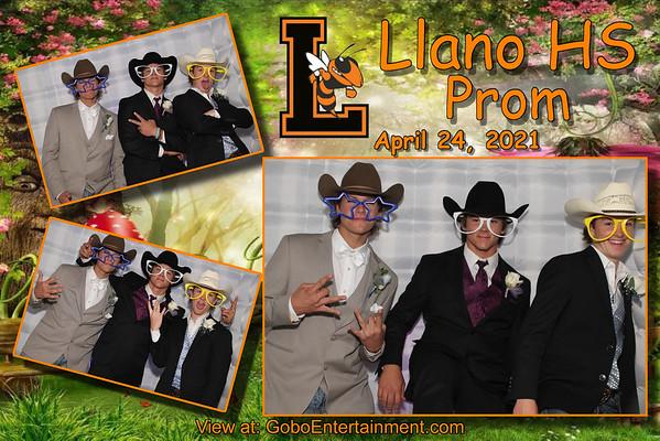 20210424 Llano HS Prom