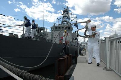 War of 1812 Bicentennial - USS Hurricane