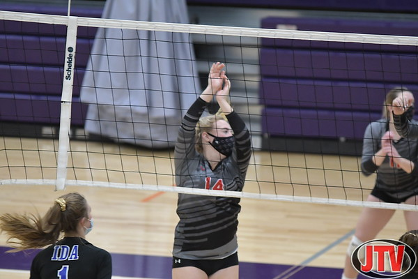 Northwest at Coldwater Volleyball Quad 10-28-20
