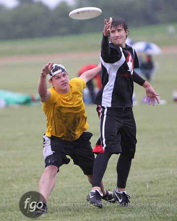 MN State Ultimate Championships Day 1 6-6-09