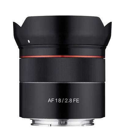 AF 18mm F2.8 FE