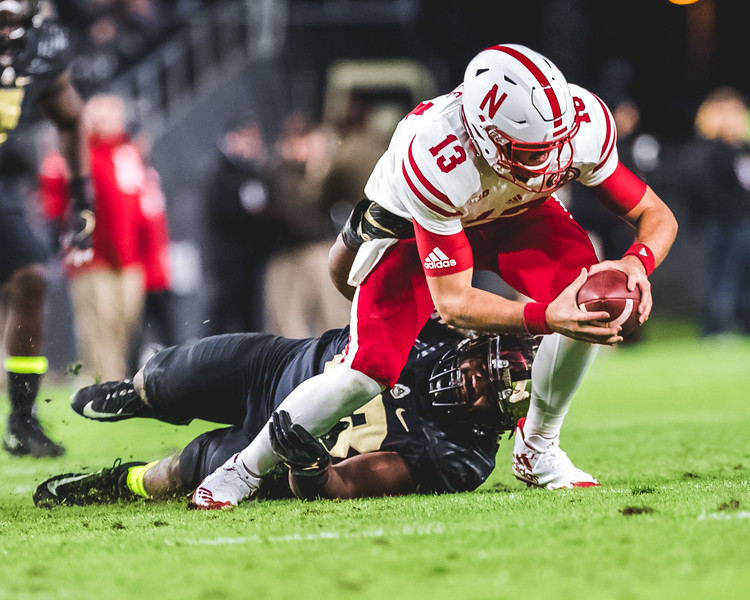 Purdue Football vs Nebraska