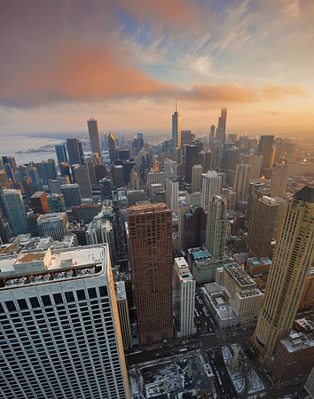 5 Best Views Above Chicago