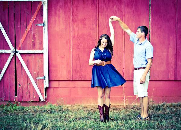 Brooke and Grayson