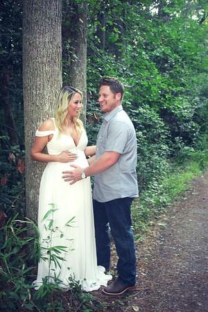 Wiggins Maternity Session