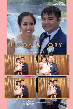 Linda & Toby (prints)