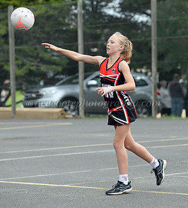 13 & Under A - Round 3 v Border Districts