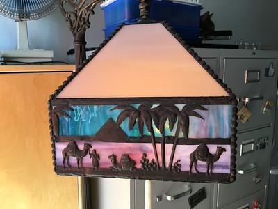 Lorena's lamp