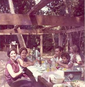 Pique-nique Nordeste _ Cristina Henriques e familia Medeiros